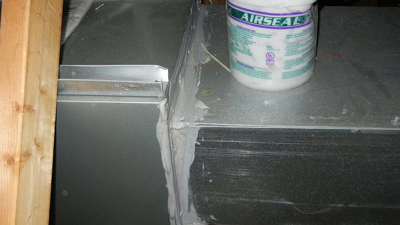 Duct Sealing Contractor In Ri And Ma Energy Geeks