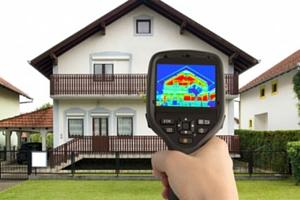 Home Energy Audit With an Infrared Camera