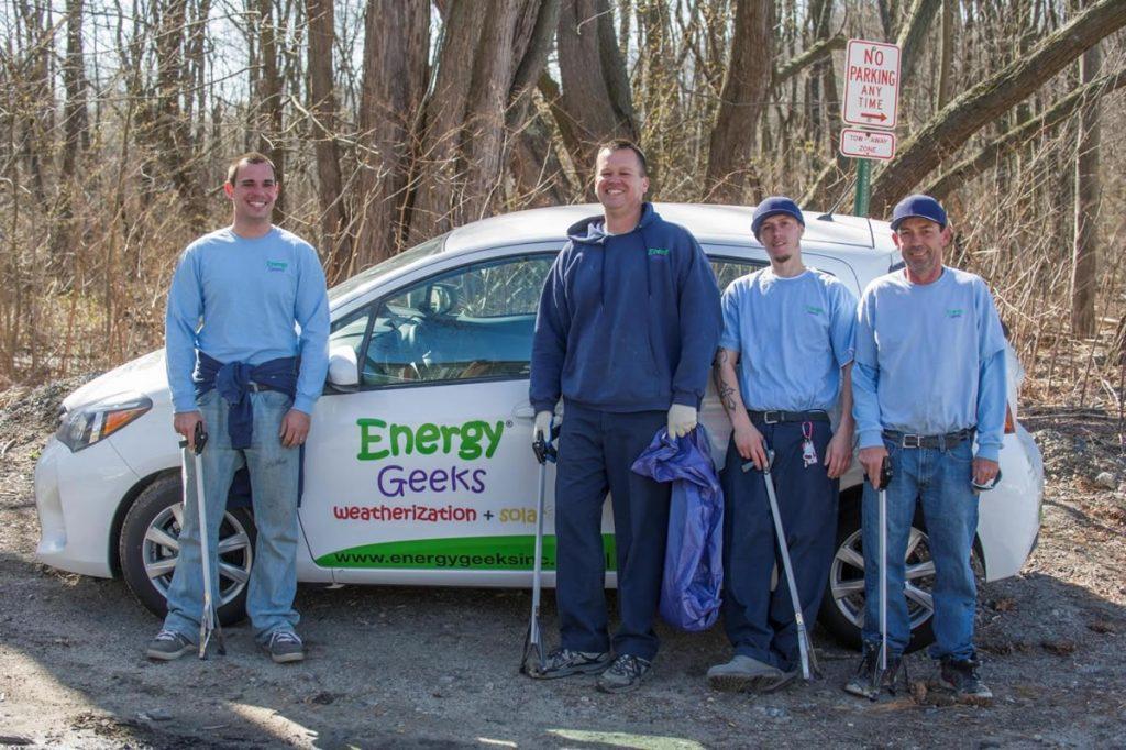 energy geeks volunteering