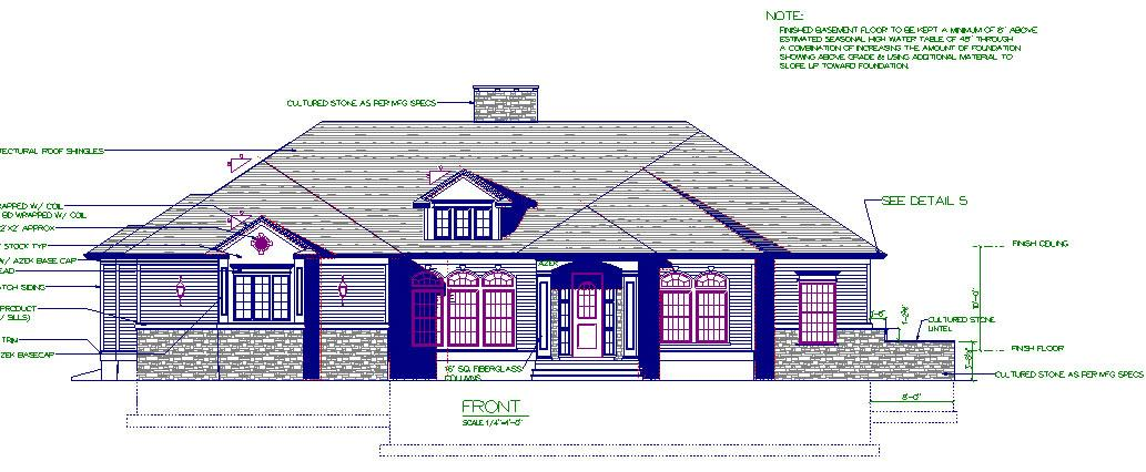 New Home Design by Energy Geeks