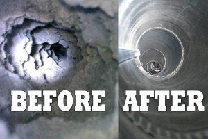 Dryer Vent Cleaning - Energy Geeks Service
