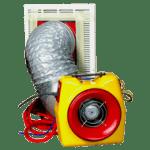 Duct Leakage Testing in RI and MA