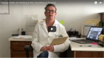 Air Sealing / Attic Insulation: don't leave your home without it