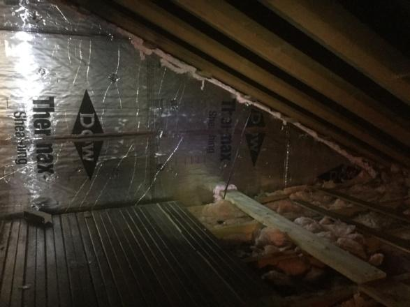 Attic Insulation Brockton