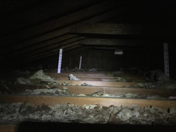 attic insulation warwick