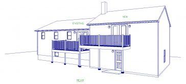 Home Addition in Warwick, RI