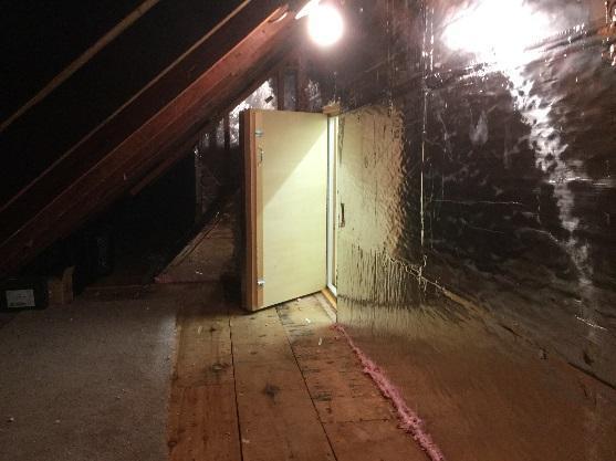 Attic Insulation Cumberland, RI