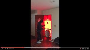 East Providence RI Blower Door Test