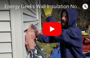 Wall Insulation by Energy Geeks in North Smithfield, RI