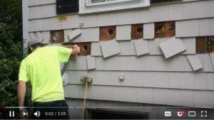 Wall Insulation in Framingham, MA by Energy Geeks