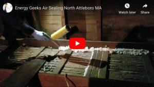 Air Sealing North Attleboro MA