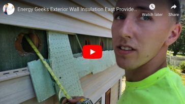 Wall Insulation – East Providence, RI